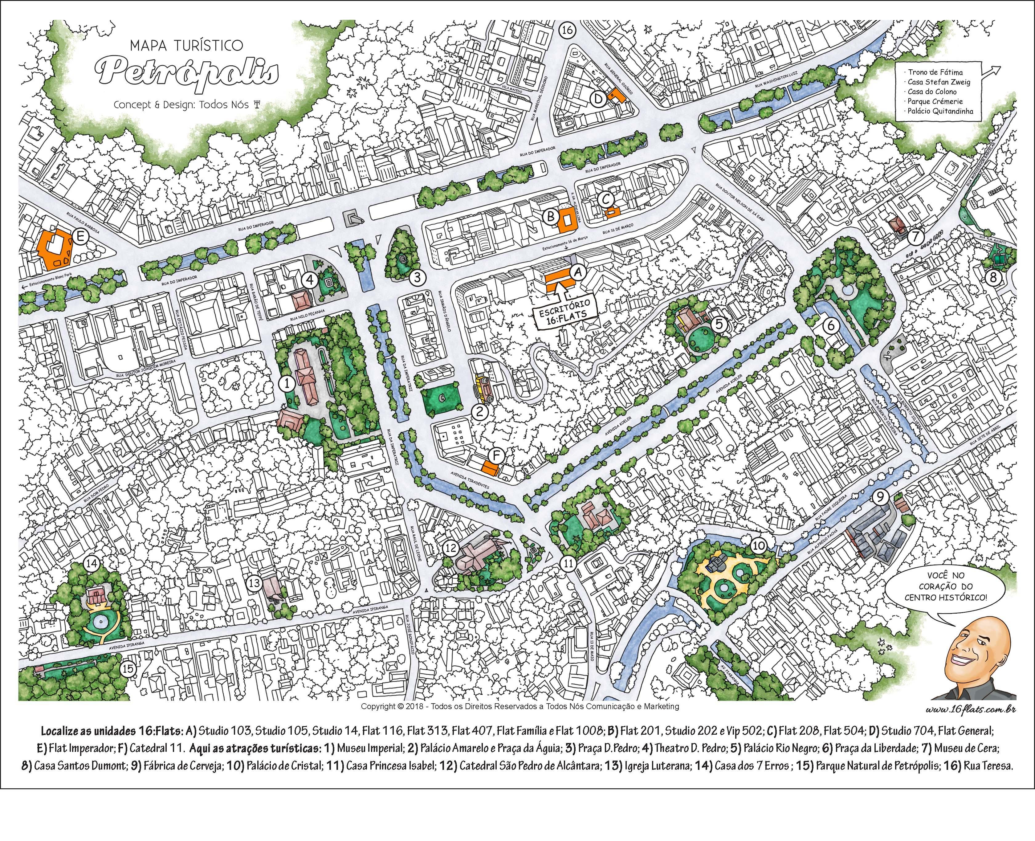 16Flats_localização dos flats_expansão turismo_siteinfo