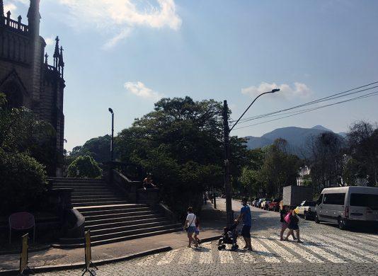 faixa de pedestres catedral